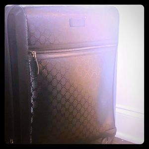 Gucci Luggage- Carry On